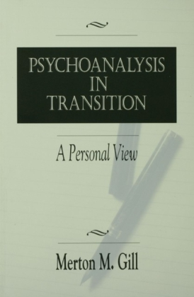 Psychoanalysis in Transition