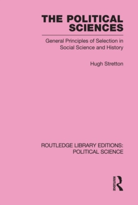 Political Sciences Routledge Library Editions: Political Science vol 46