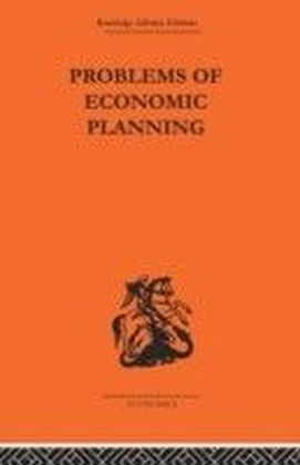 Politics of Economic Planning