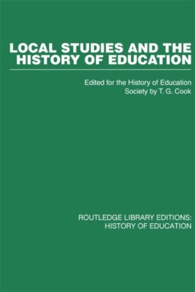 Local Studies and the History of Education