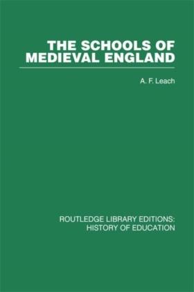 Schools of Medieval England