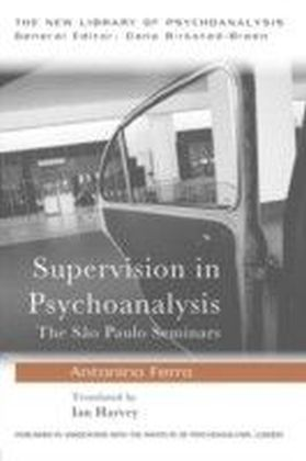 Supervision in Psychoanalysis