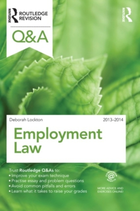 Q&A Employment Law 2013-2014