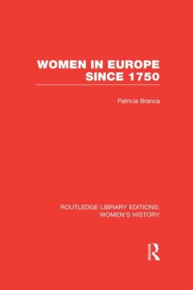 Women in Europe since 1750