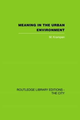 Meaning in the Urban Environment