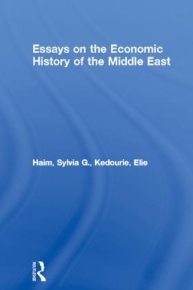 ESSAYS ON THE ECONOMIC HISTORY