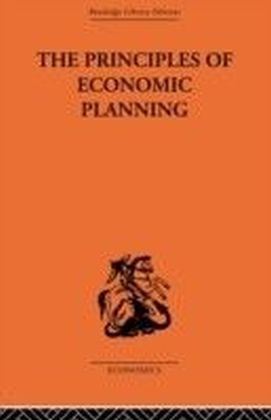 Principles of Economic Planning