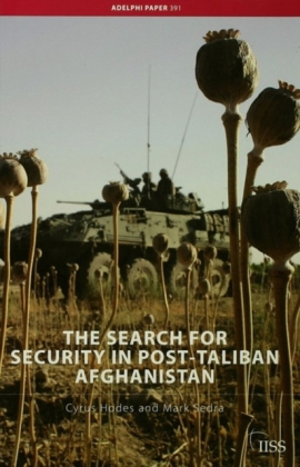 Search for Security in Post-Taliban Afghanistan