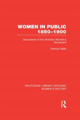 Women in Public, 1850-1900