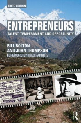 Entrepreneurs: Talent, Temperament, Technique - Third Edition