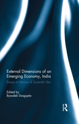 External Dimensions of an Emerging Economy, India