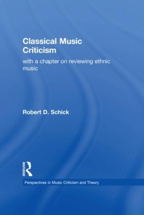Classical Music Criticism