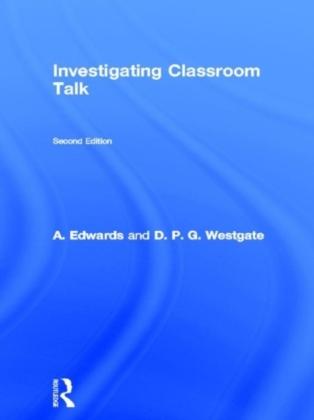Investigating Classroom Talk