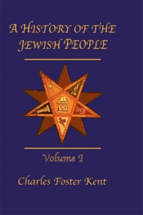 History Of The Jewish People Vol 1