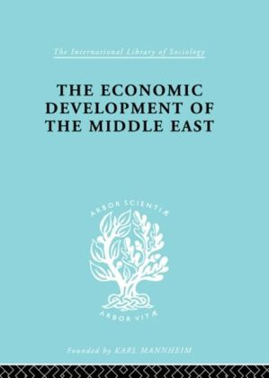 Economic Development of the Middle East