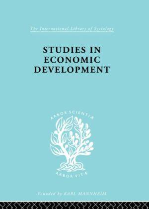 Studies in Economic Development