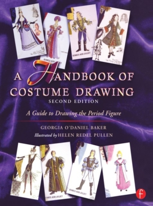 Handbook of Costume Drawing