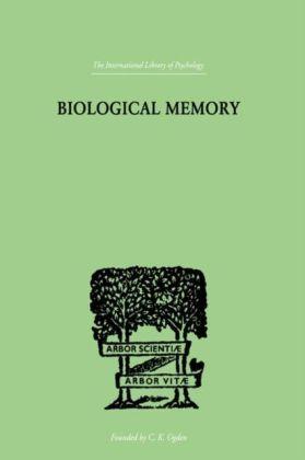 Biological Memory