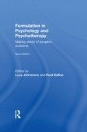 Formulation in Psychology and Psychotherapy, Second Edition
