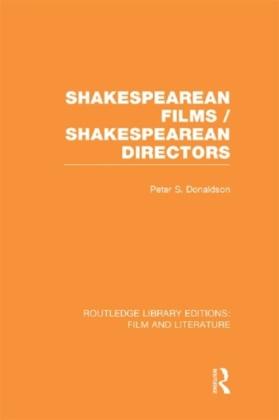 Shakespearean Films/Shakespearean Directors