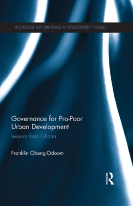 Governance for Pro-Poor Urban Development
