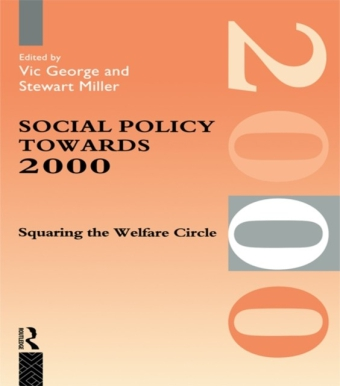 Social Policy Towards 2000