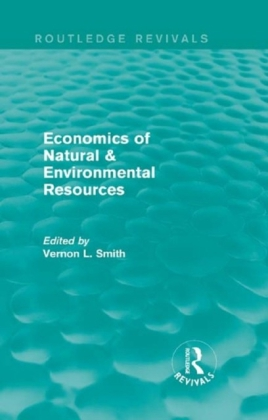 Economics of Natural Resources & Environmental Resources
