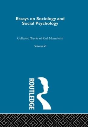 Essays Soc & Social Psych V 6