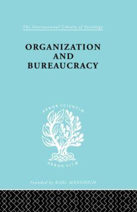 Organisatn&Bureaucracy Ils 157