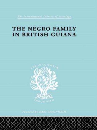 Negro Family in British Guiana