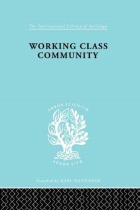 Working Class Comm Ils 122