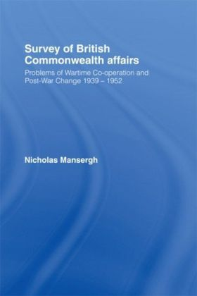 Survey of British Commonwealth Affairs