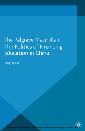 The Politics of Financing Education in China