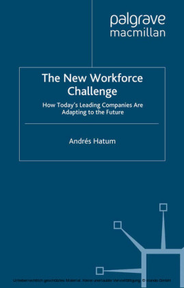 The New Workforce Challenge