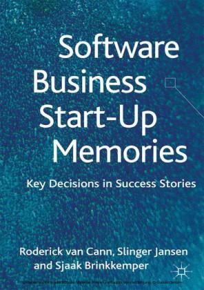 Software Business Start-up Memories