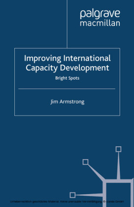 Improving International Capacity Development