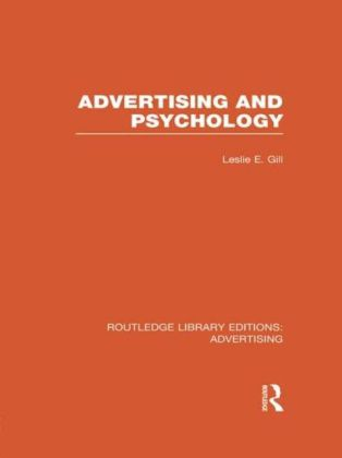 Advertising and Psychology