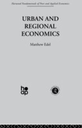 Urban and Regional Economics