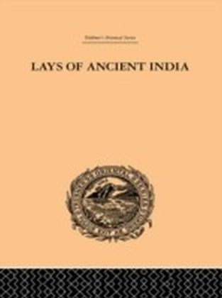 Lays of Ancient India