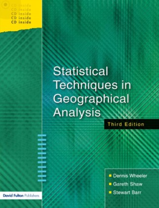 Statistical Techniques in Geographical Analysis, Third Edition