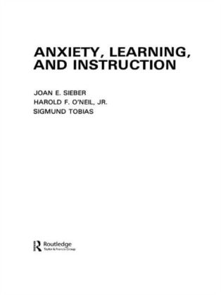 Anxiety Learning and Instruction