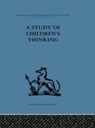 Study of Children's Thinking
