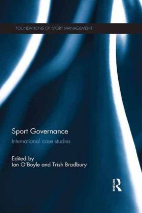 Sport Governance: International Case Studies