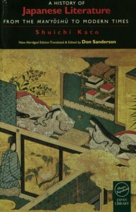 History of Japanese Literature