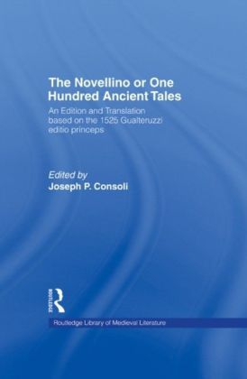 Novellino or One Hundred Ancient Tales