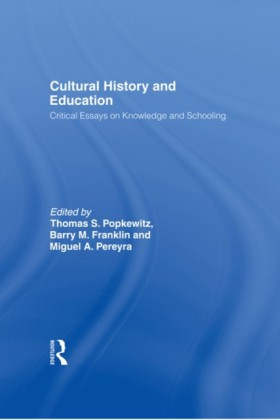 Cultural History and Education