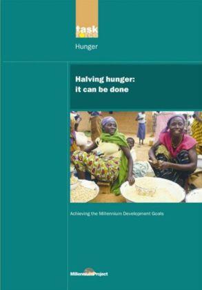 UN Millennium Development Library: Halving Hunger
