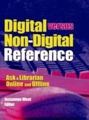 Digital versus Non-Digital Reference