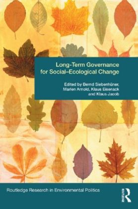 Long-Term Governance for Social-Ecological Change