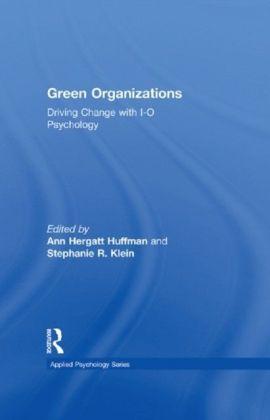 Green Organizations